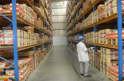 Eurasia Warehouse